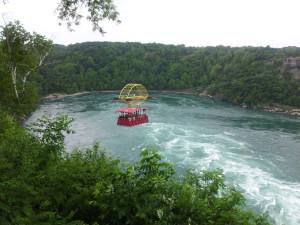 Niagara Falls Cable Car - Niagara Whirlpool