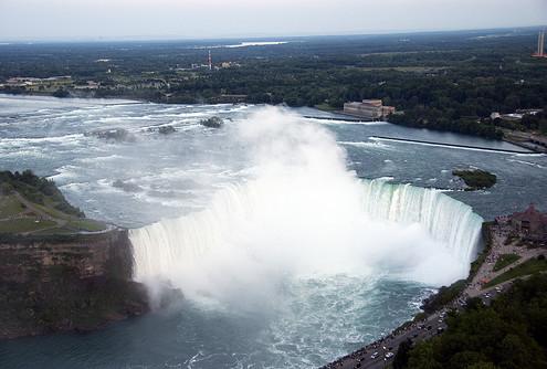 Horseshoe Falls Canada