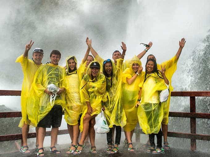 Niagara Falls Tour Journey Behind the Falls