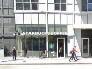 300 Font St W Starbucks